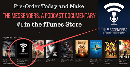 I Pre-Ordered The Messengers: A Podcast Documentary
