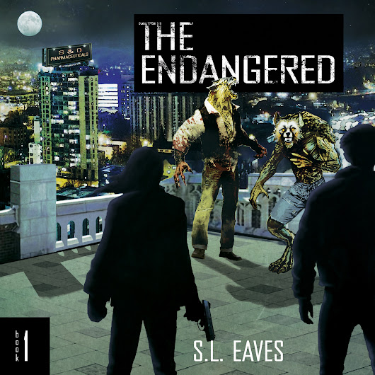Audiobook for The Endangered (Book 1) is Out Now!