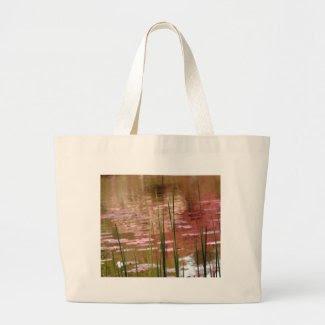 Water Through Reeds