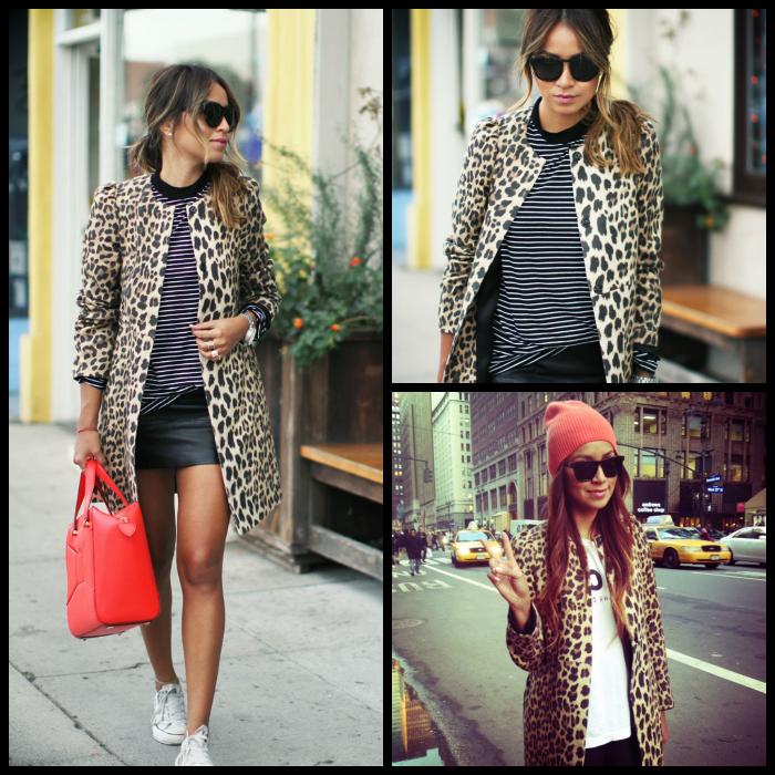 abrigo leopardo bloggers