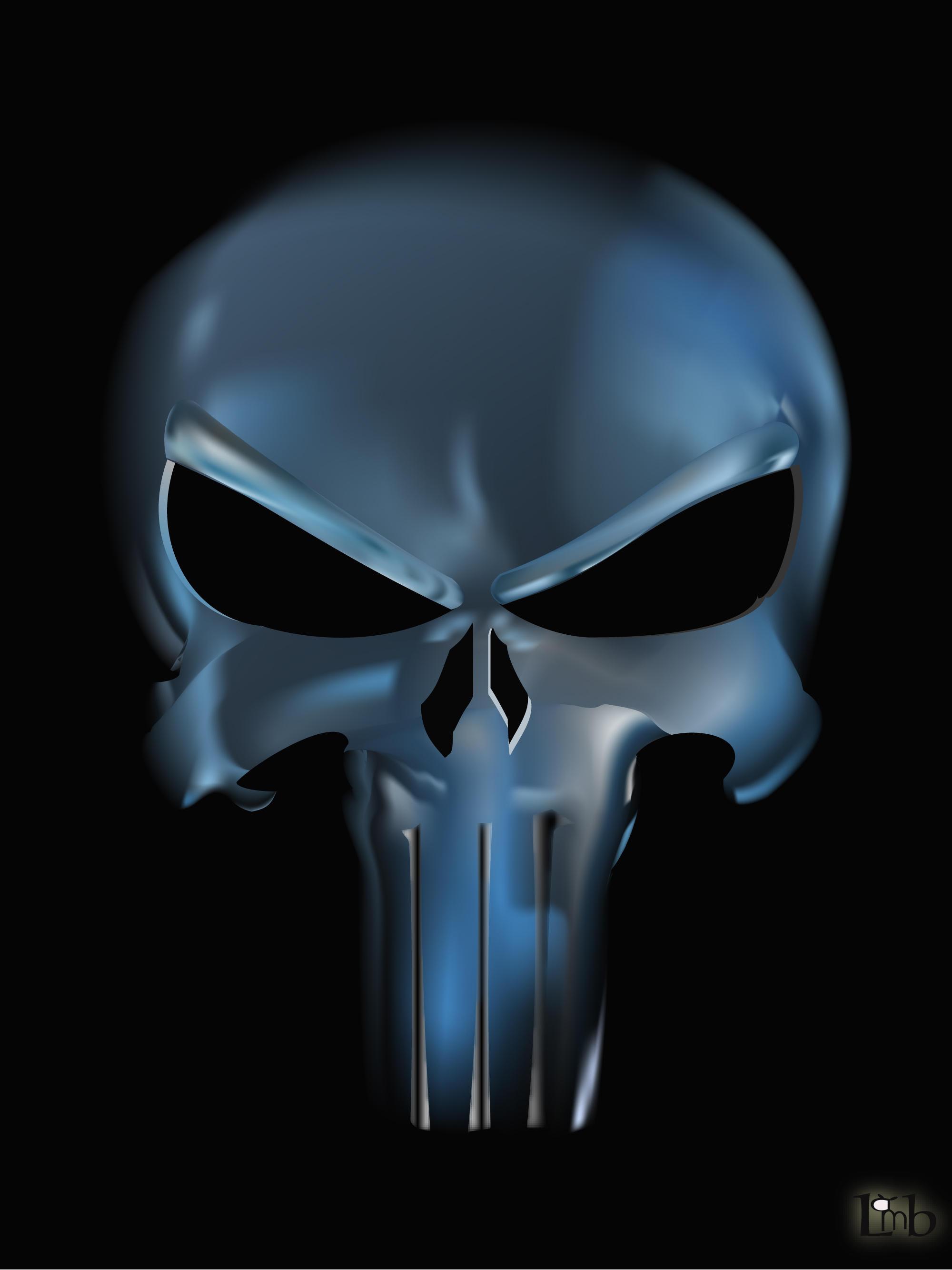 Dark Punisher by fading38 on DeviantArt