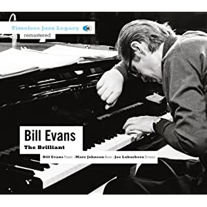 Bill Evans - Brilliant  cover