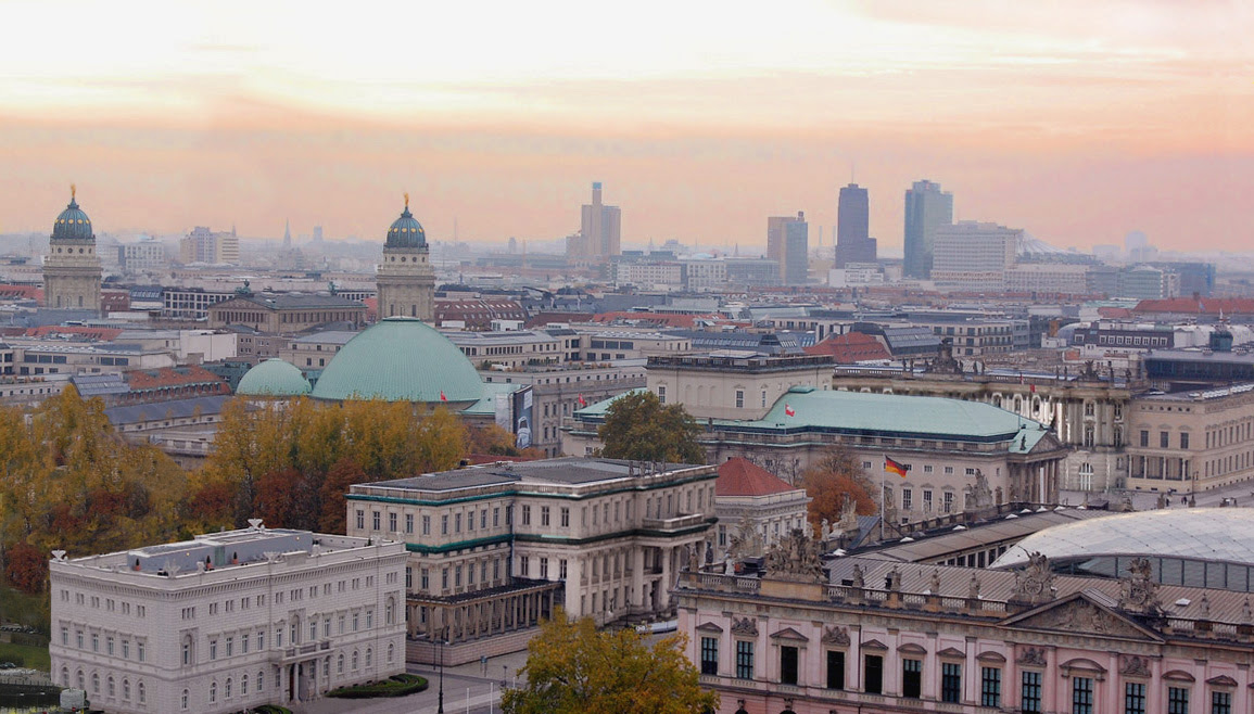 Move to Berlin, Germany