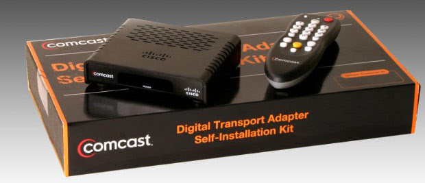 Comcast to encrypt basic cable channels, require settop box for all content