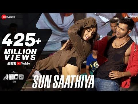 Sun Saathiya Song lyrics    Varun Dhawan , Shraddha Kapoor  