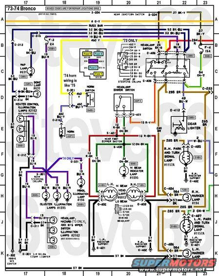 Ford Dimmer Switch Wiring - Wiring Diagram