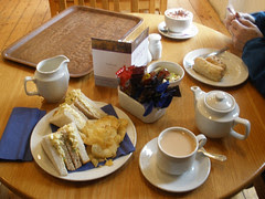 Breakfast in Glencree (The first spin in 2011)