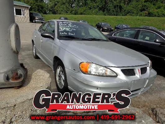 Used 2004 Pontiac Grand Am for Sale in Toledo OH 43605 Granger's Automotive