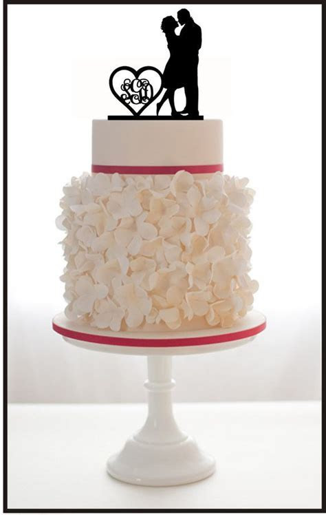 17 Best images about Ideas   Wedding Cake Toppers ? on