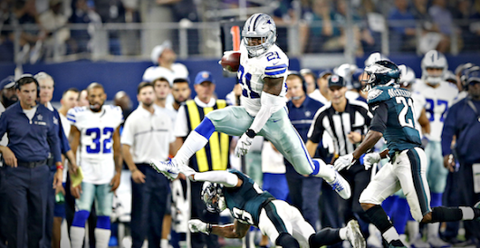 Dallas Cowboys 2018 regular season schedule released