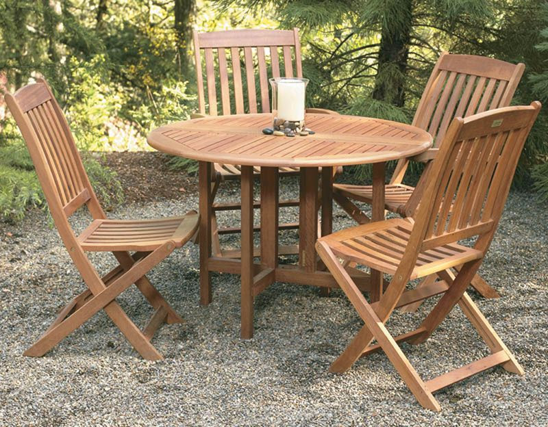 Eucalyptus Patio Furniture: The Affordable and Sustainable ...