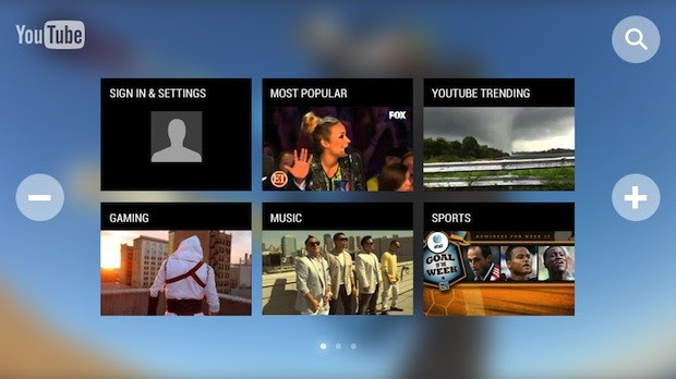 The Nintendo Wii finally gets a YouTube app