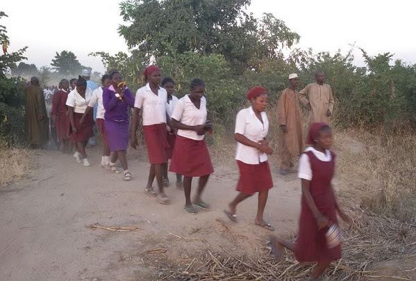 ig wala rescued girls