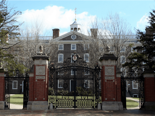 Brown University Will Allow Students to 'Self-Identify' as a Person of Color - Breitbart