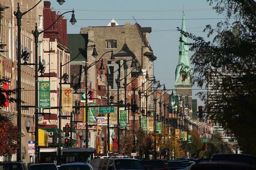 W. 18th Street