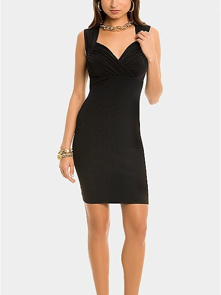 Clipart guess bodycon bandage dress discount wedding guest