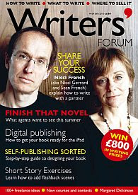 Writers Forum June 2010 cover