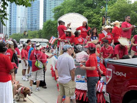 CTU at the Puerto Rican Day Parade
