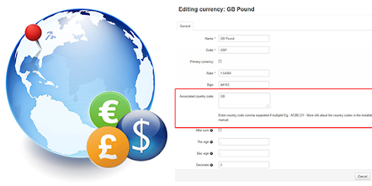 News :: New version of GeoIP Currencies addon for CS-Cart has been released!