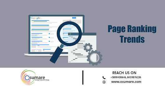 Page Ranking Trends