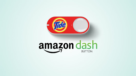 Amazon Dash Button : les prémices de la maison connectée
