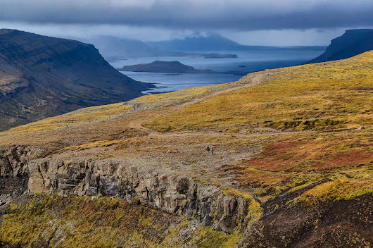 The Hike to Glymur, Iceland's Second Biggest Waterfall · nomadbiba