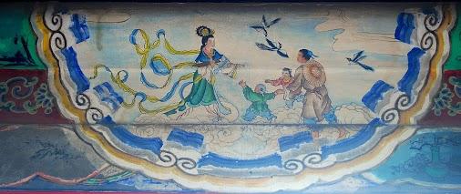 Qixi -- the Chinese Valentine's Day  https://en.wikipedia.org/wiki/Qixi_Festival?lipi=urn%3Ali%3Apage...