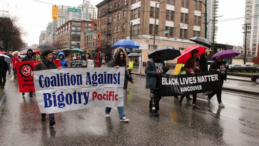 Black Lives Matter say they feel betrayed by Vancouver police and Pride | Daily Xtra