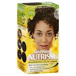 Garnier Nutrisse Dark Brown Nourishing Permanent Hair Color Creme # 40