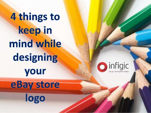 4 things to keep in mind while designing your eBay store logo