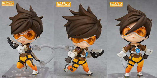 Overwatch Nendoroid Figures By Goodsmile
