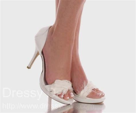 white dress shoes for women   Jen   Kim Swan Women's Dress