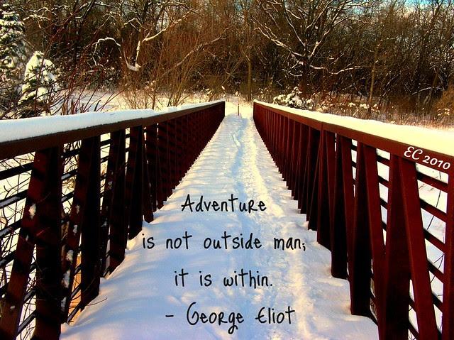 Adventure on a Bridge