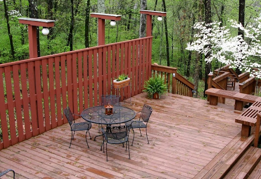 5 Easy Tips to Turn Your Deck Into an Outdoor Oasis - @Redfin