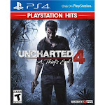 PlayStation Uncharted 4: A Thief's End for PS4 3003543