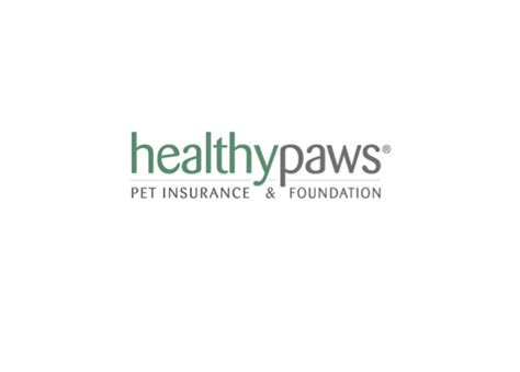 healthy paws pet insurance foundation   pets