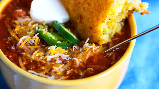All-American Beef Chili Recipe | Fresh Tastes Blog | PBS Food