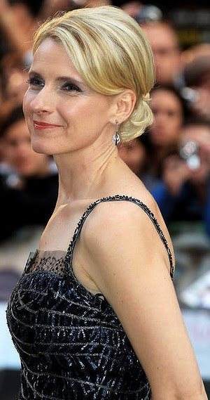 Author Elizabeth Gilbert.
