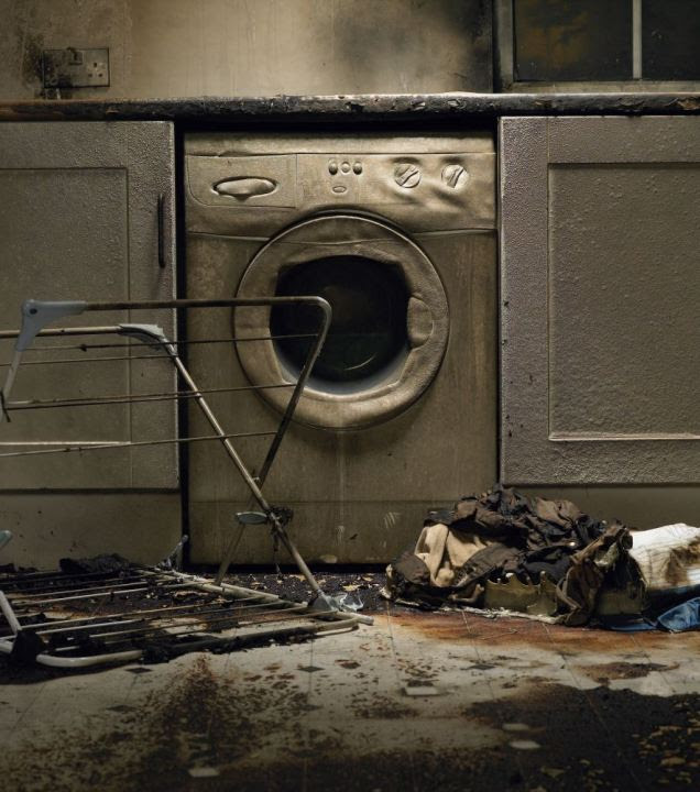 How your washing could set your house on fire