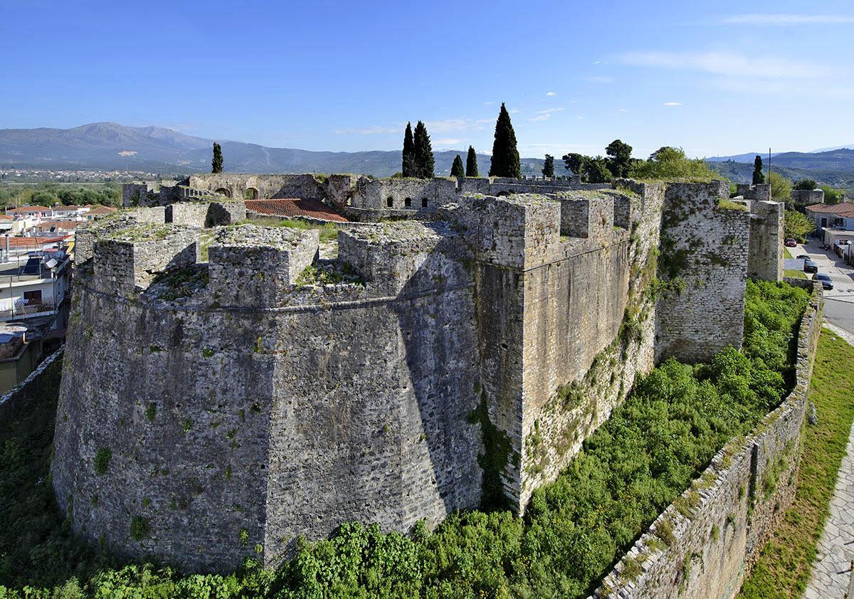 Άρτα: Το επιβλητικό Κάστρο της Άρτας Αποτελεί αδιάψευστο μάρτυρα της ιστορικής ταυτότητας της πόλης…