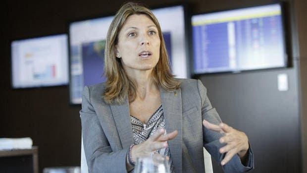 Isela Costantini, optimista, con los números de Aerolíneas