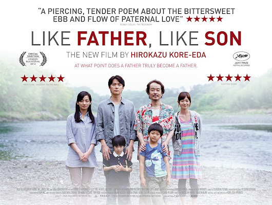 "Movie Stroy ""Like Father Like Son"" ; Raleigh Meditation"