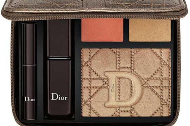 Paletes reúnem maquiagens em cores intensas e diversas Divulgação/Dior