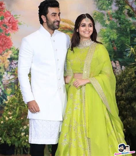 Sonam Kapoor Wedding Reception    Ranbir Kapoor and Alia
