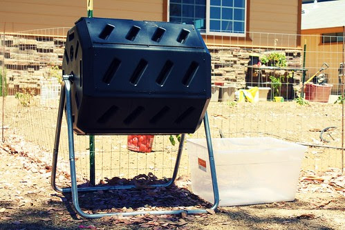 my new fancy smancy composter