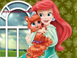 Prenses Ariel Yeniprenses Ariel Yeni Oyunuçizgi Filmoyun