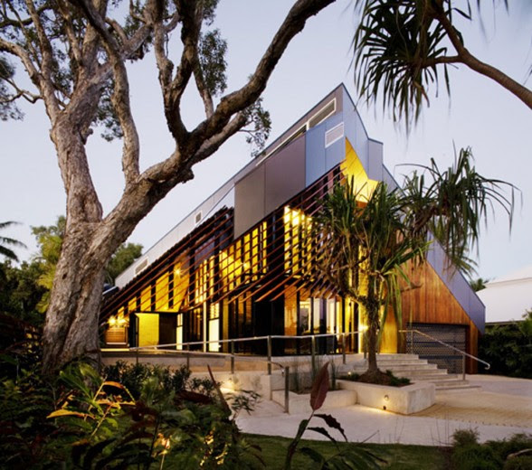 Contemporary Luxury Homes Designs In Australia By Wright Architects Architecture World