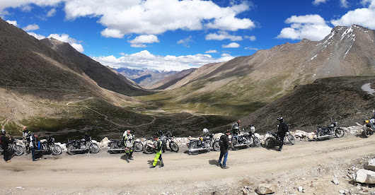 Motorcycle Tours India | Himalayan bike tours | Royal Bike Riders