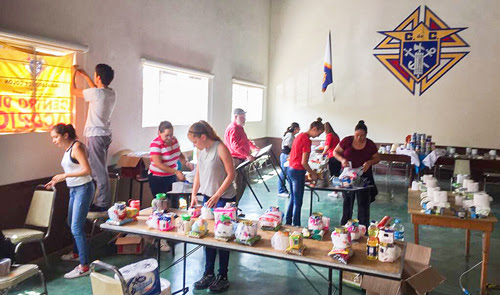 Earthquake Relief Efforts | Knights of Columbus