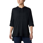 Columbia Women's Freezer Cover Up Top - Small - Black